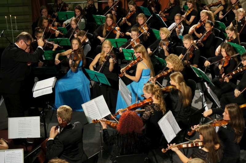 Koncertas Rudens akvarele M.K. Ciurlioniui. Sauliaus Narkaus nuotrauka