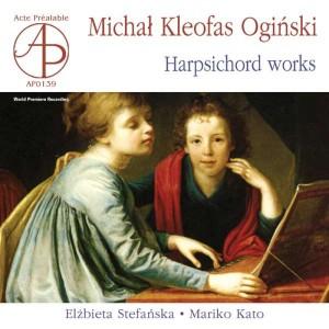 M.K. Oginski Harpischord works E.Stefanska, M. Kato 2006-600