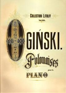 M.K.O. 14 polonezu fortepijonui Plunge, 2006-800