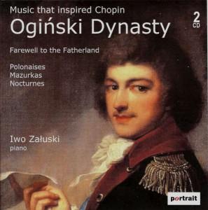 Music Of The Oginski Dynasty CD 2-600