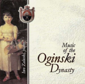 Music Of The Oginski Dynasty Iwo Zaluski, piano 2006 Minsk-600