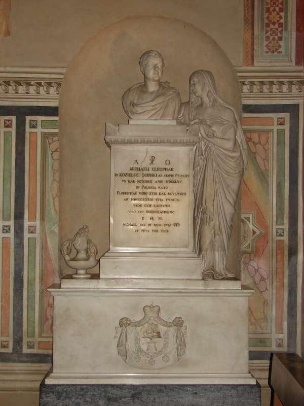 Santa Croce bazilika Florencijoje.   2008 m. Nuotrauka Vyto Rutkausko (3)-800