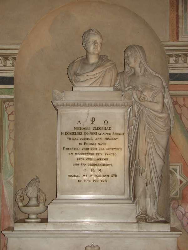 Santa Croce bazilika Florencijoje.   2008 m. Nuotrauka Vyto Rutkausko (4)-800