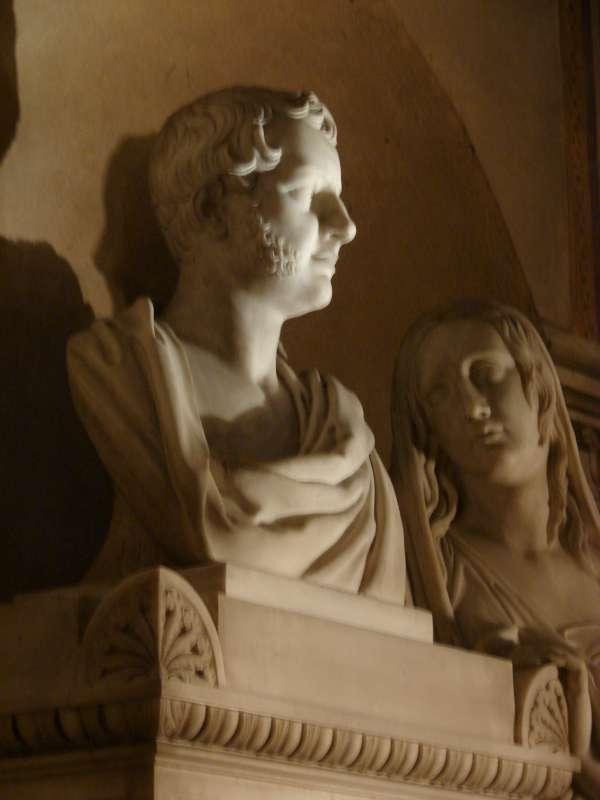 Santa Croce bazilika Florencijoje.   2008 m. Nuotrauka Vyto Rutkausko (5)-800