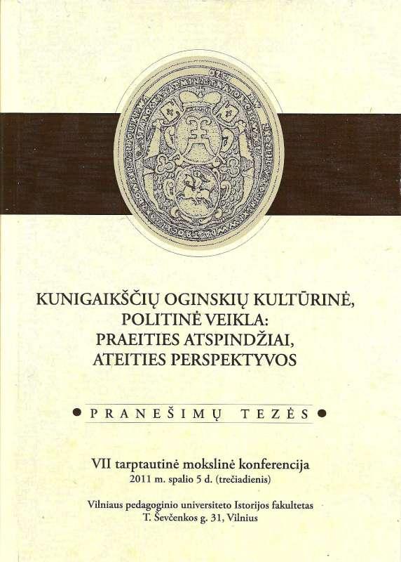 TEZES. 2011 m.-800