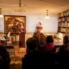 """1. Kaišiadorių muziejuje pristatyta koncertinė – edukacinė programa """"Mykolas Kleopas Oginskis: gyvenimas ir kūryba"""" jau apkeliavo nemažą dalį Lietuvos, buvo pristatyta Lenkijoje, Rusijoje. Šio projekto organizatoriai Lietuvoje - Rietavo muziejus. Todėl už renginį dėkingi ne tik programą su įkvėpimu atlikusioms Virginijai Kochanskytei, Šviesei Čepliauskaitei, Giedrei Zeicaitei, bet ir Rietavo muziejui, ypač jo direktoriui Vytui Rutkauskui."""