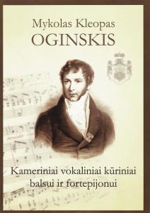 M.K.Oginskio – Kameriniai vokaliniai kūriniai balsui ir fortepijonui