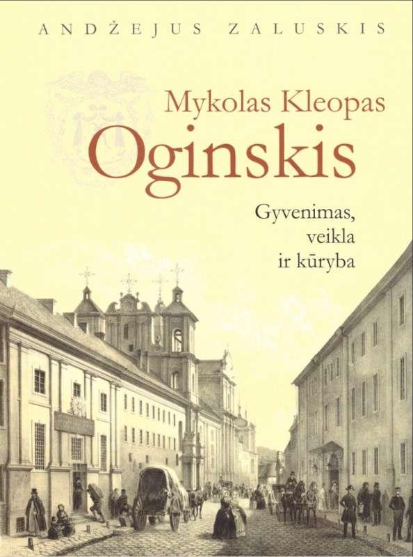 A. Zaluskis. M.K. Oginskio gyvenimas... -800